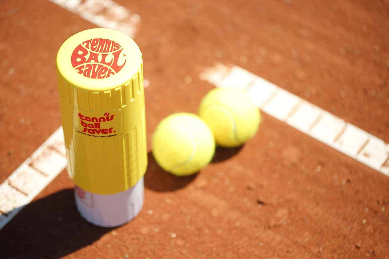 Gexco Tennis Ball Saver Review Photo