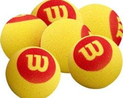 Best Starter Tennis Balls for Kids Photo