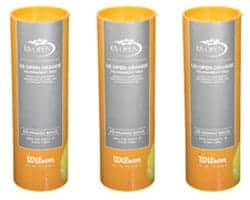 Wilson Orange Tennis Balls for Kids Photo