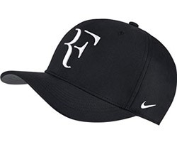 Roger Federer Hat Photo