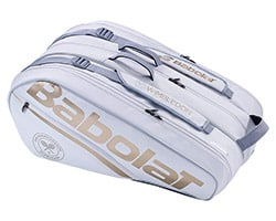Babolat Pure Wimbledon 12 Pack Bag