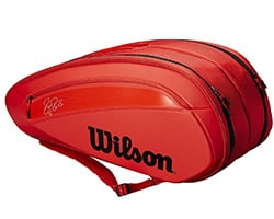 Wilson Federer DNA InfraRED 12 Pack Bag