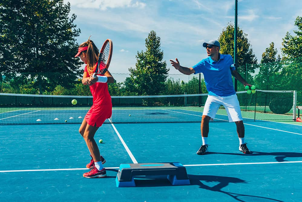 Best Tennis Training Tools Photo